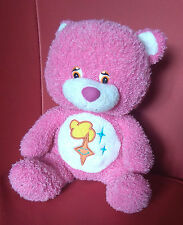 Giftworks Pink shooting star Beanie Teddy Bear 12 inches tall Plush Soft toy *