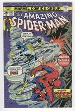 Amazing Spider-Man #143 Cyclone Is His Name Andru Art Bronze Age Classic Fine