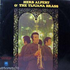 HERB ALPERT'S Tijuana Brass / The Best Of LP