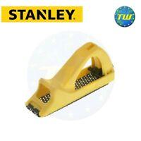 Stanley Moulded Body Surform Block Plane Pocket Sander 5-21-104 STA521104