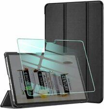 AROYI Custodia Cover Compatibile con Samsung Galaxy Tab A7 10.4 2020 Nero