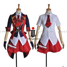 AKB0048 Kojima Haruna Uniform COS Cloth Cosplay Costume