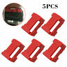 5x Red Battery Mounts Storage Holder Shelf Rack Stand Slot For MILWAUKEE M18 18V