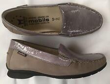 Chaussures mocassin Mobils MEPHISTO neuves grises 37,5