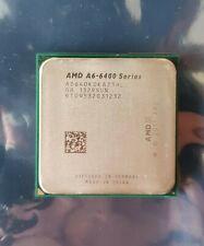 AMD A6-6400 Series (A6-6400K) 3.90GHz 2-Core Socket FM2 65W PC Processor