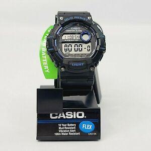 Casio TRT110H-2AV Mud Resist, Countdown Timer, Stopwatch, Vibration Alarm NWT