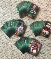 2011/12 PARKHURST Hockey Complete set 1-100  100 card set
