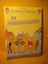 Strips Piet Pienter en Bert Bibber 29 De Dubbelganger Zwart Wit 1997