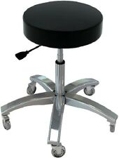 Returned Touch America Pro Stool Spin Lift Therapist Exam Stool Chair Seat