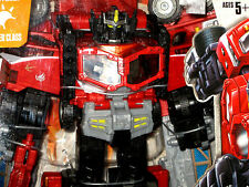 Transformers GALAXY FORCE OPTIMUS PRIME CYBERTRON RID Black Head Variant Figure