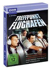Treffpunkt Flughafen - DDR TV-Archiv - 4 DVD Box