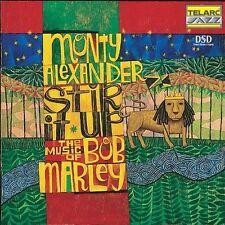 Monty Alexander STIR IT UP MUSIC OF BOB MARLEY SACD NEW SEALED