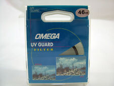 OMEGA 46MM UV HAZE CAMERA LENS FILTER JAPAN (NEW OLD STOCK)