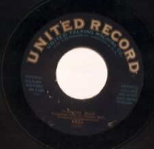 Thomas Mills on 78 rpm United A834: Carnival Maid/Pantomime Dance