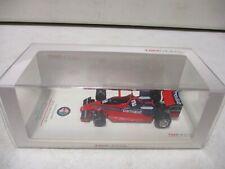TSM Model 1978 Brabham Alfa Romeo Monaco GP 2nd Place Parmalat 1/43 (1)