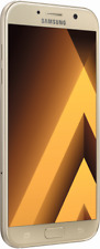 Samsung Galaxy A3 2017 gold 4,7 Zoll 16GB Android Smartphone ohne Simlock 13MPX