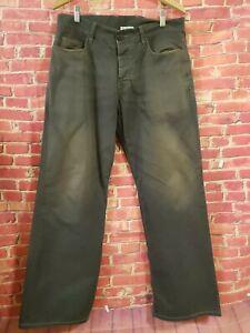 Standard James Perse Modern Cinder Color 5 Pocket Cotton Men's Pants, Size 32