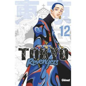 TOKYO REVENGERS - TOME 12--GLENAT--SHONEN