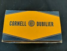 Cornell-Dubilier Vintage Wax Capacitors .01uf 1600v. Box of 50 Nos guitar tone