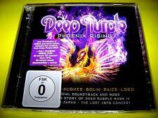 DEEP PURPLE - PHOENIX RISING | CD + DVD Special Edition OVP | Shop 111austria