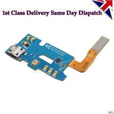 Genuine Samsung Galaxy Note 2 II N7105 LTE USB Charging Dock Port Mic Flex Cable