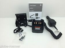 Globe Roamer Motorola MOTOTRBO NNTN8525 Vehicle Travel Charger for DP APX