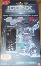 MSM-07 Z'Gok ICONX 3D Laser Cut Metal Model Kit Gundam Fascinations ICX103