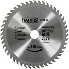 HM SawBlade, Circular Saw Blade 160 x 20, 48 Teeth WZ, WOOD SAWBLADE