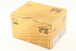 Unopened【 Brand New S/N 0036194 】 Nikon F6 35mm SLR Film Camera From Japan #634