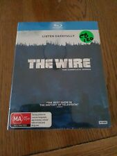 The wire the complete series Blu-ray brand new sealed box set