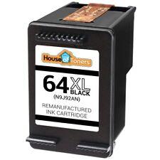 64XL Black Color Ink for HP ENVY 7120 7130 7132 7155 7158 7164 7800 7820
