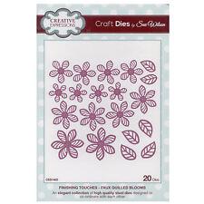 Artisanat Patron CED1402 Sue Finitions Wilson - Faux Piquants Fleurs