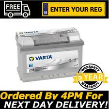 Varta E38 Silver Heavy Duty 096 100 Car Battery 12v 74ah 5 Year