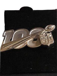 "BRAND NEW RARE NFL 100 Seasons  Lapel Pin ""Collectible Pin """