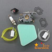 Carburetor F Poulan 1950 2050 2150 2375 Walbro WT-89 WT-324 WT-391 Fuel Filter