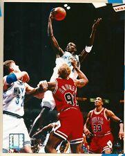 Kevin Garnett Unsigned Photo 8x10 Photofile Minnesota Timberwolves *RARE*