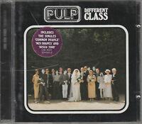 1995 - PULP - DIFFERENT CLASS CD ALBUM