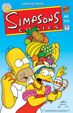 ~> Simpsons Comics #65 ~ Veva Bart Join the revolution