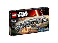 LEGO®  StarWars 75140 Resistance Troop Transporter - NEU / OVP