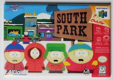 Nintendo 64 South Park The Video Game FRIDGE MAGNET Video Game Box