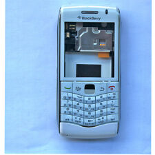 New For Blackberry 9100 battery cover /frame /Keypad Full Housing White Generic