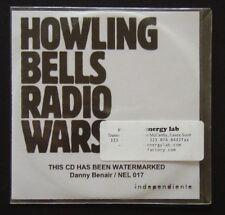 HOWLING BELLS - RADIO WARS 10 TRK PROMO INDEPENDIENTE UK CD