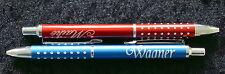 Ein Kugelschreiber mit Lasergravur