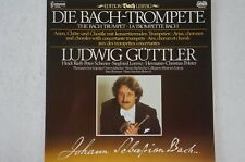 Die Bach Trompete Ludwig Güttler DMM Capriccio C 27060 LP58