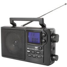 Air Band World Radio (LW, MW, FM) Mains or Battery Powered with Headphone Port