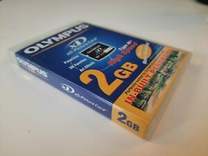 Olympus Camera 2GB XD xD Picture card (M-XD2GM) NEW SEALED CHEAPEST ONLINE 10