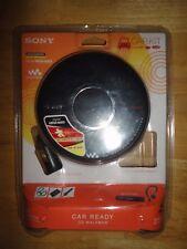 SONY WALKMAN Car Ready Portable CD Player - D-EJ017CK with Original Packaging