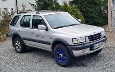 Opel Frontera 2.2 DTI mit Anhängerkupplung