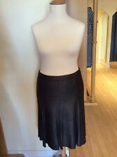 Gerry Weber Skirt Size 20 Brown Black Now