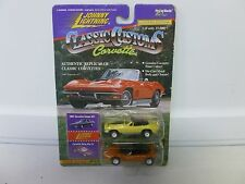 Johnny Lightning Classic Custom Corvette 1967 Corvette Coupe 427, Corvette Stinr
